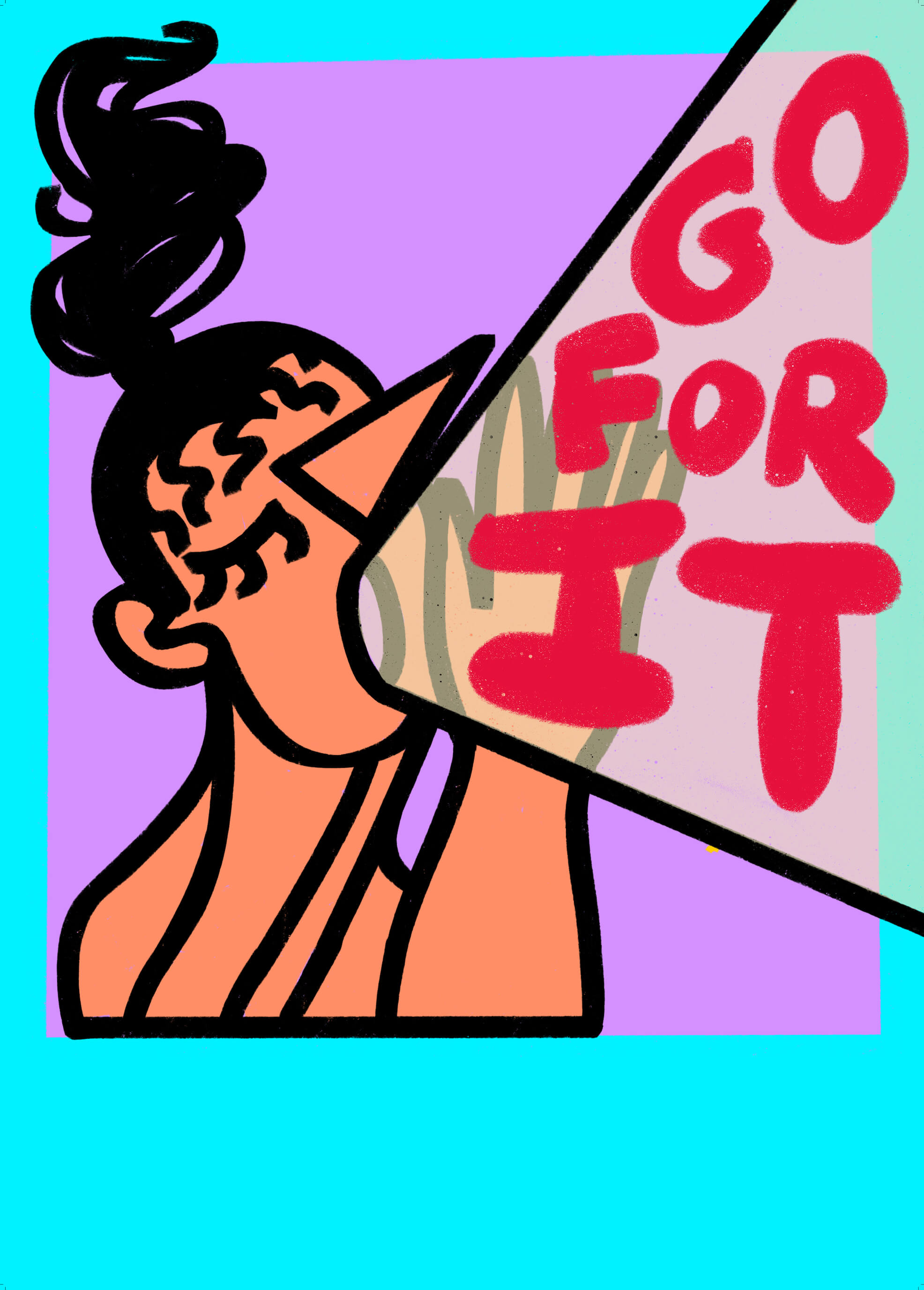 Go For It (color series) main image