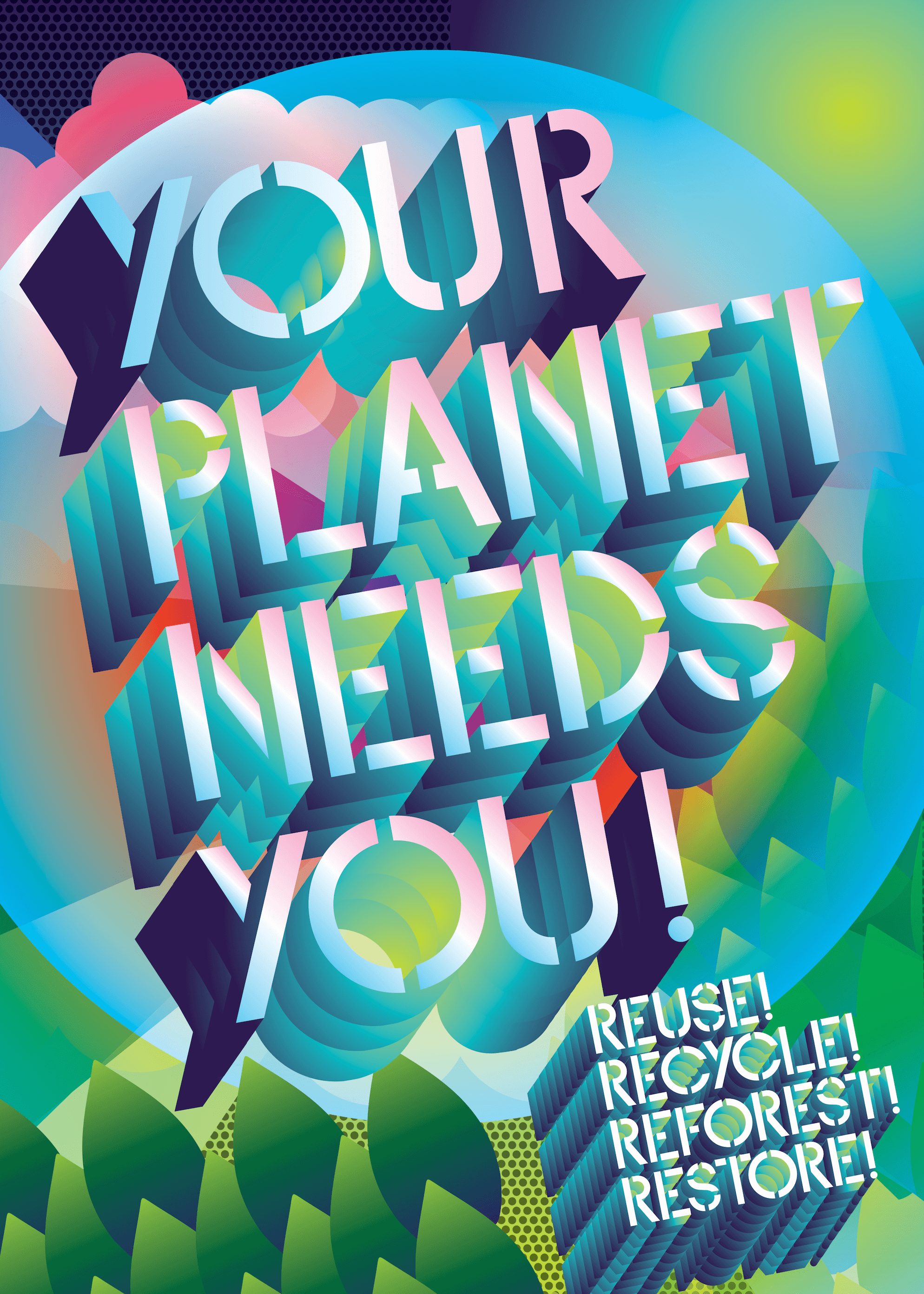 Your Planet Needs You main image