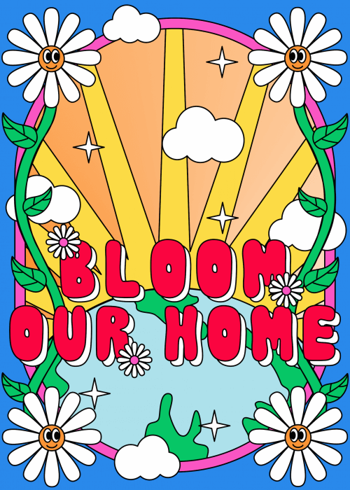 Bloom Our Home