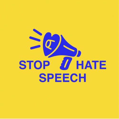 Stop Hate Speech (symbol pack 3/3)