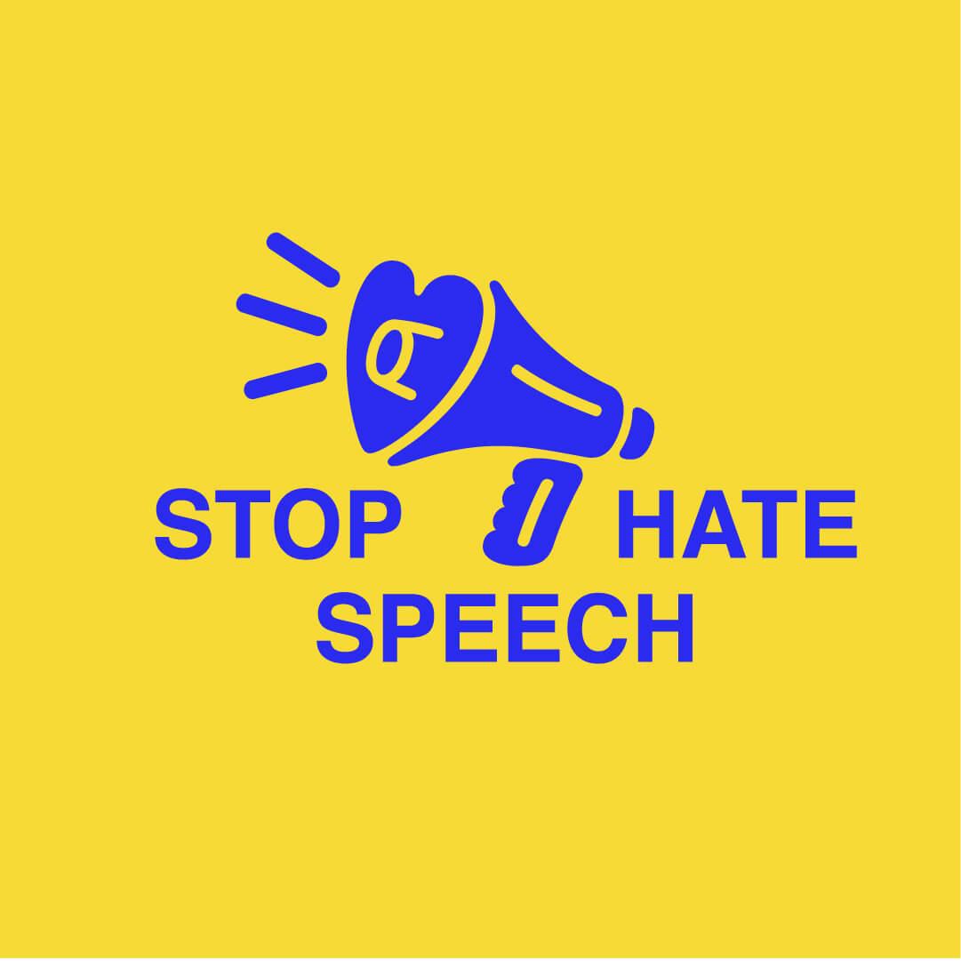 Stop Hate Speech (symbol pack 3/3) main image