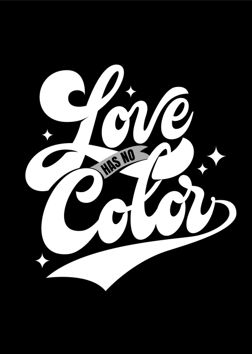 Love Has No Color (series, 1/2)