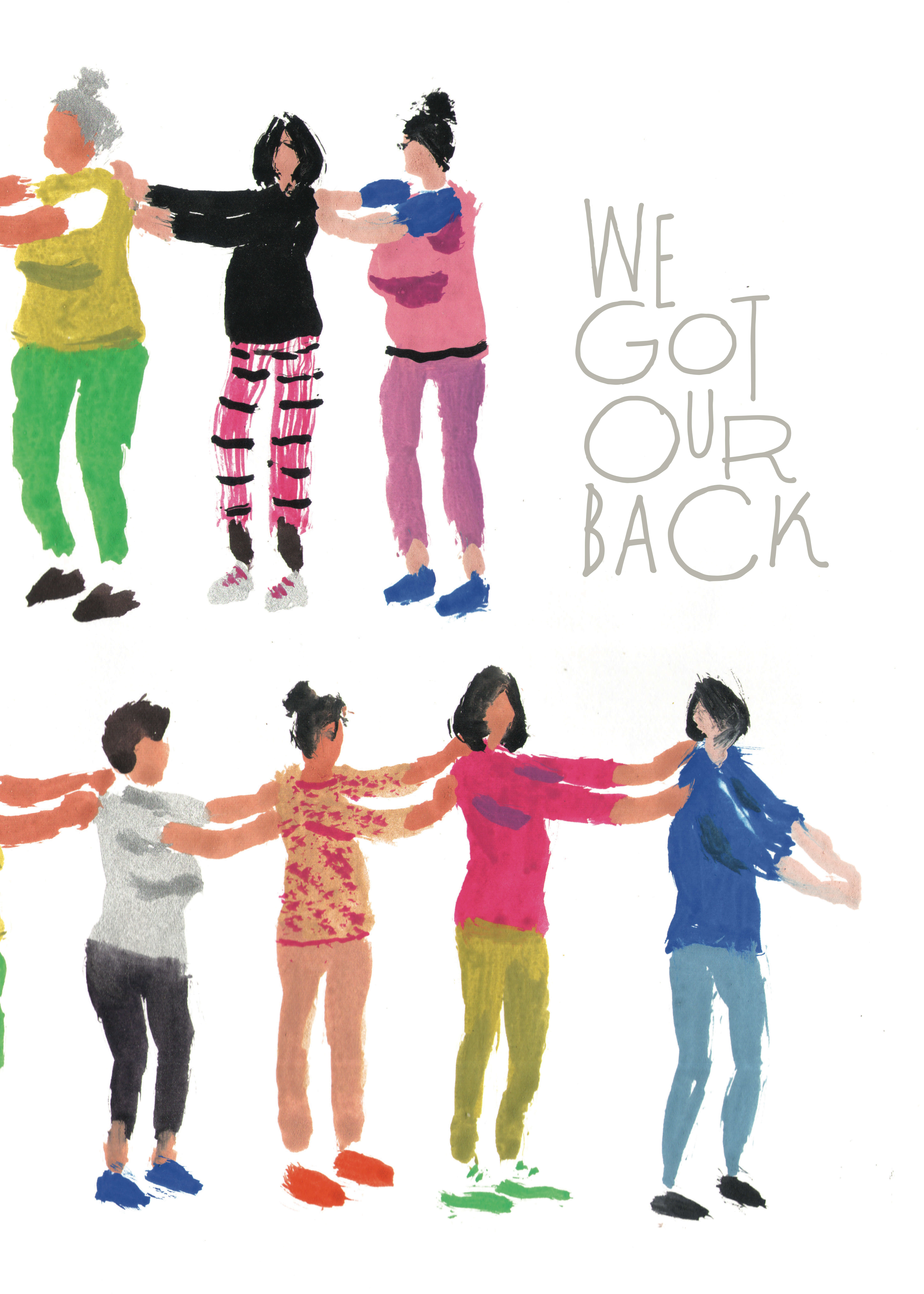 We Got Our Back (series 1/2) main image
