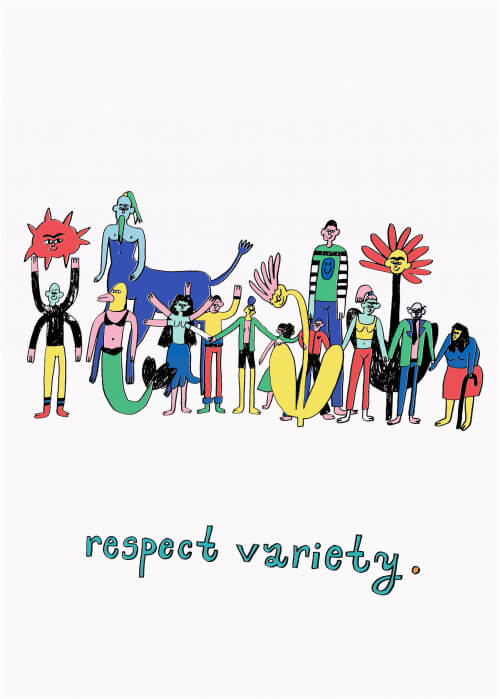 Respect Variety