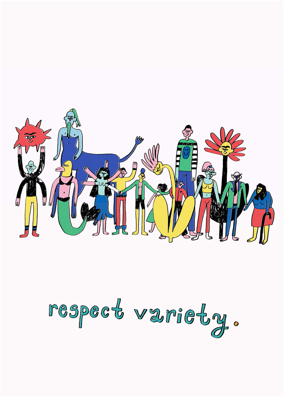 Respect Variety main image