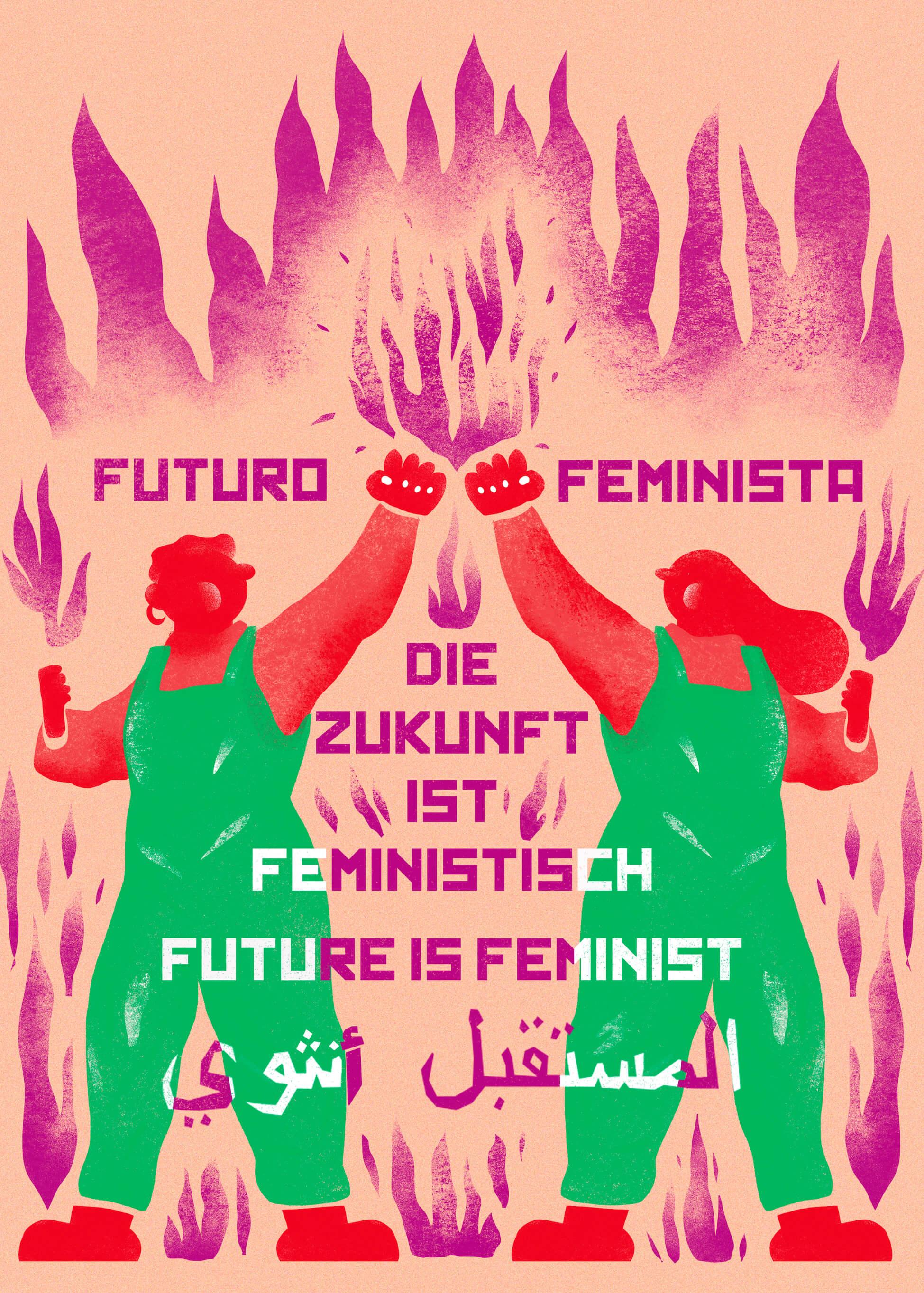 The Future Is Feminist main image