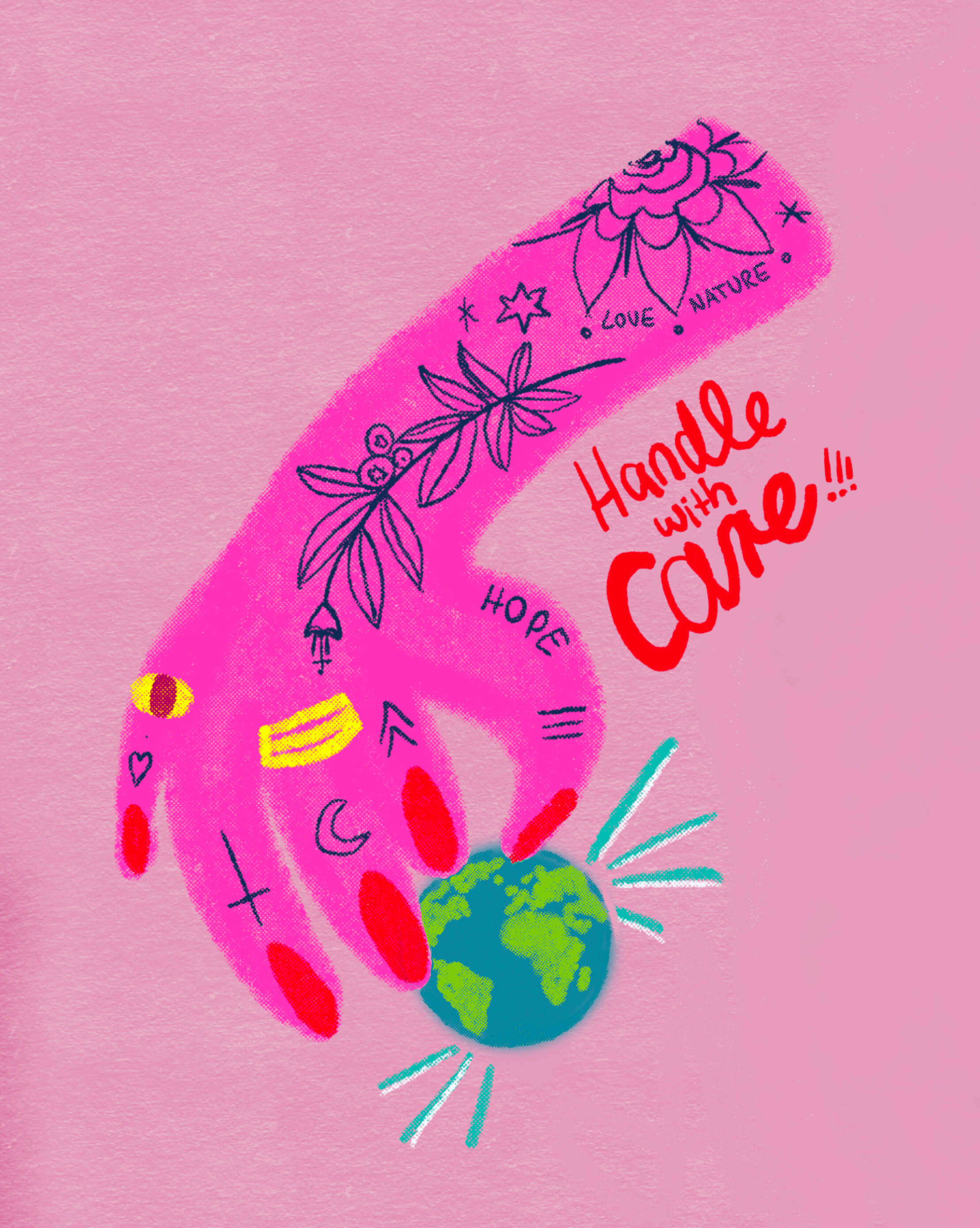 Handle With Care main image