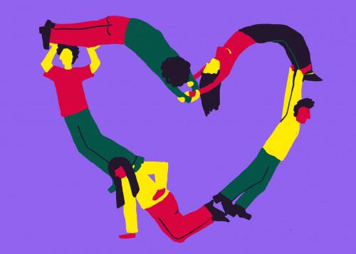 We (Heart) Solidarity (alternate version)