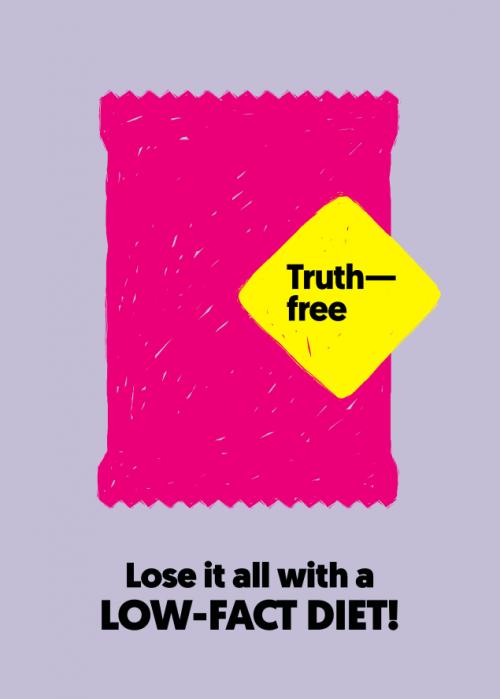 Low-fact Diet (series, 1/3)