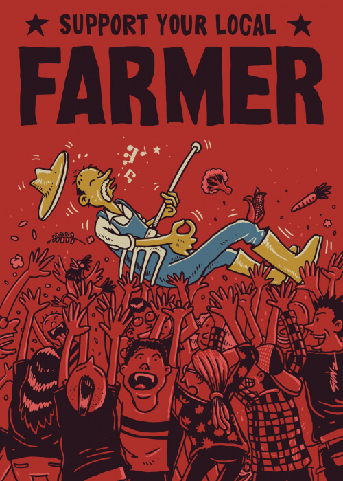 Support Your Local Farmer
