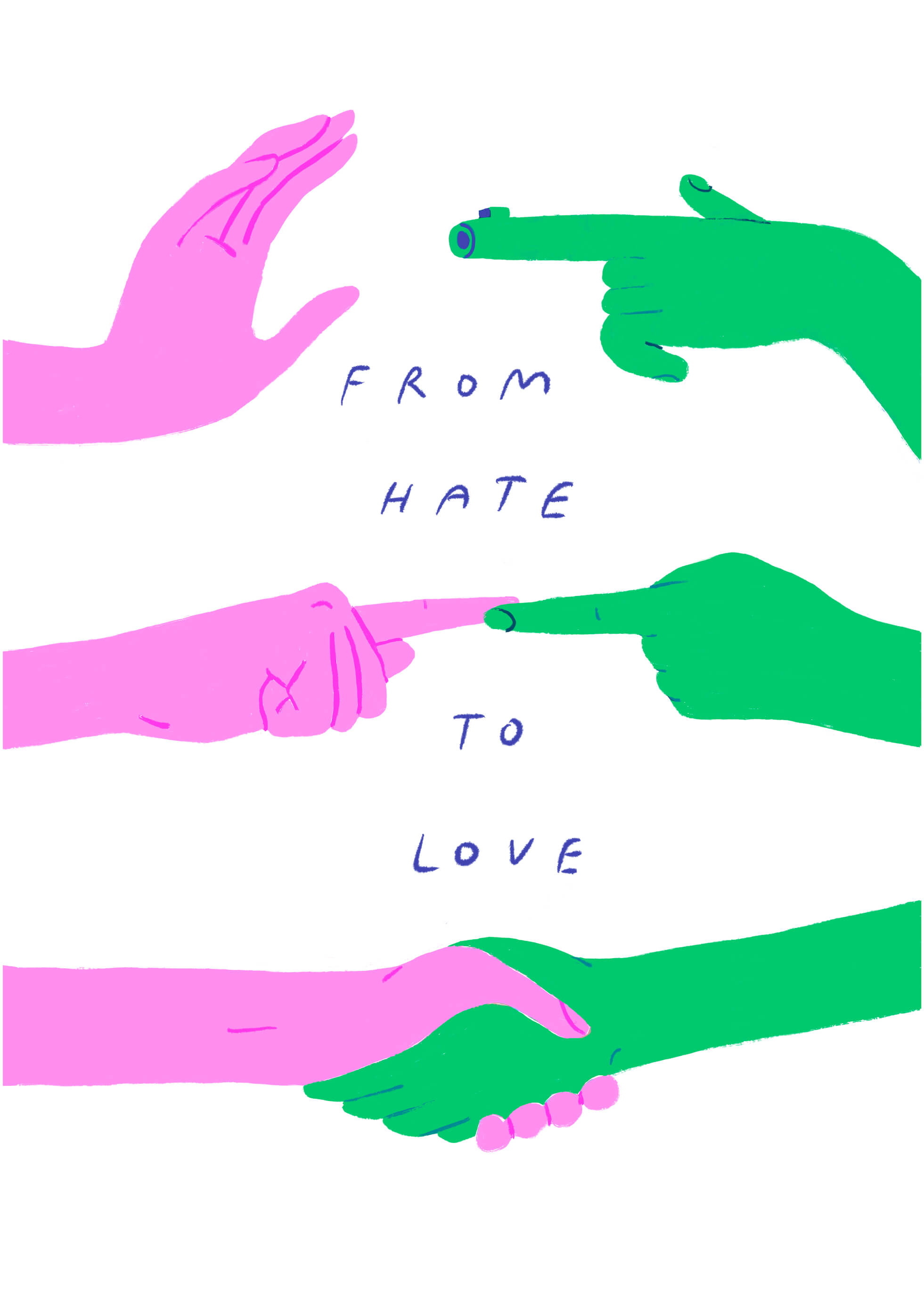 From Hate To Love main image