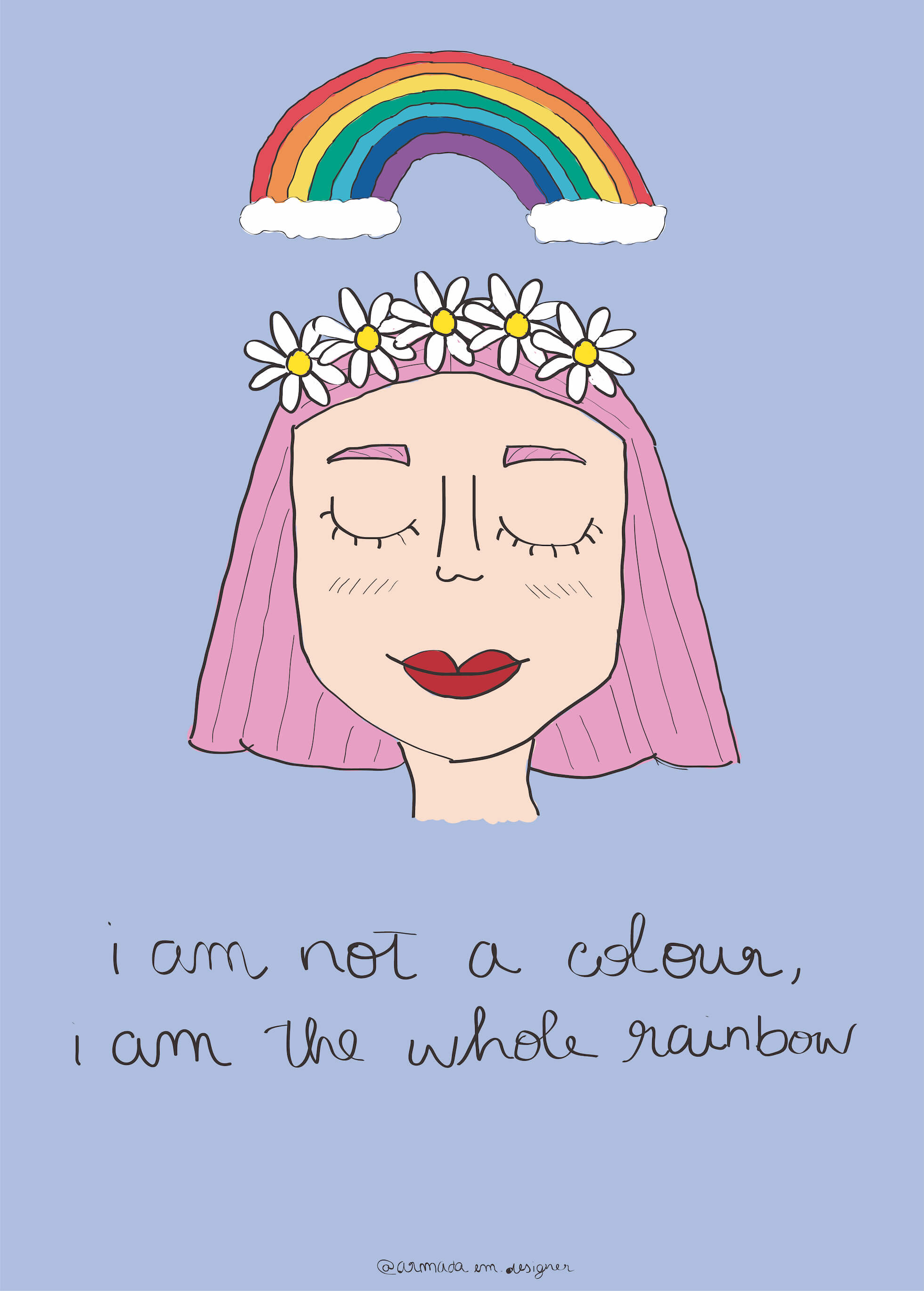 I Am The Whole Rainbow main image