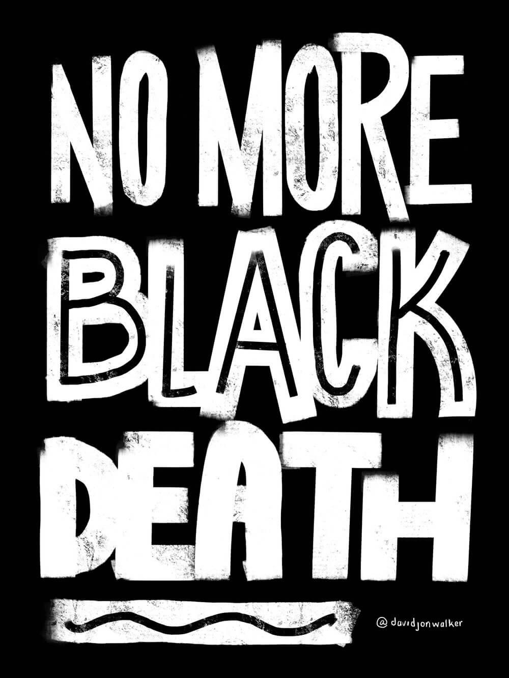 No More Black Death main image