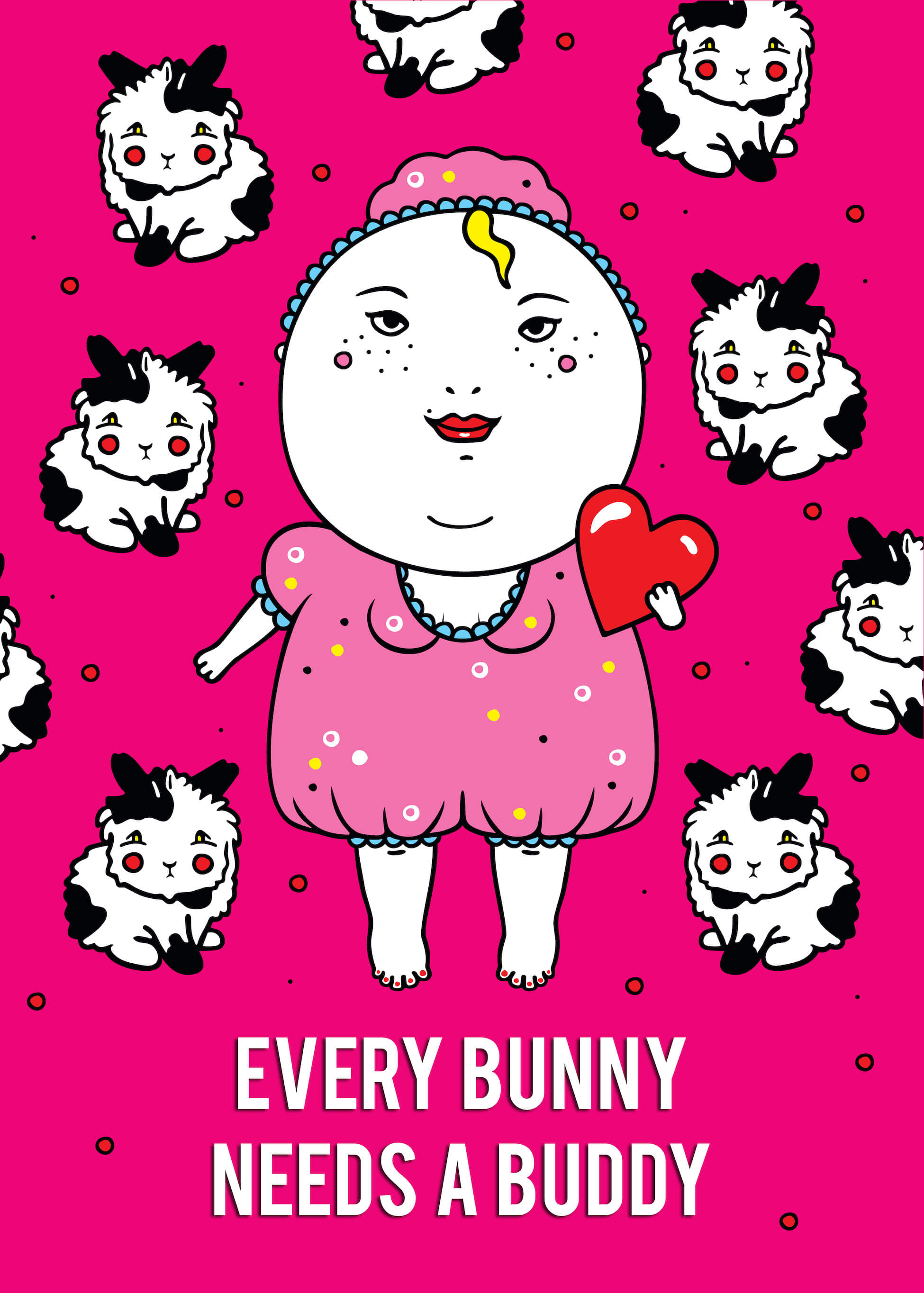 Every Bunny Needs A Buddy main image