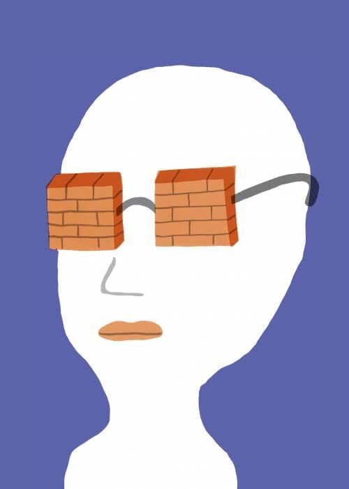 Brick Glasses