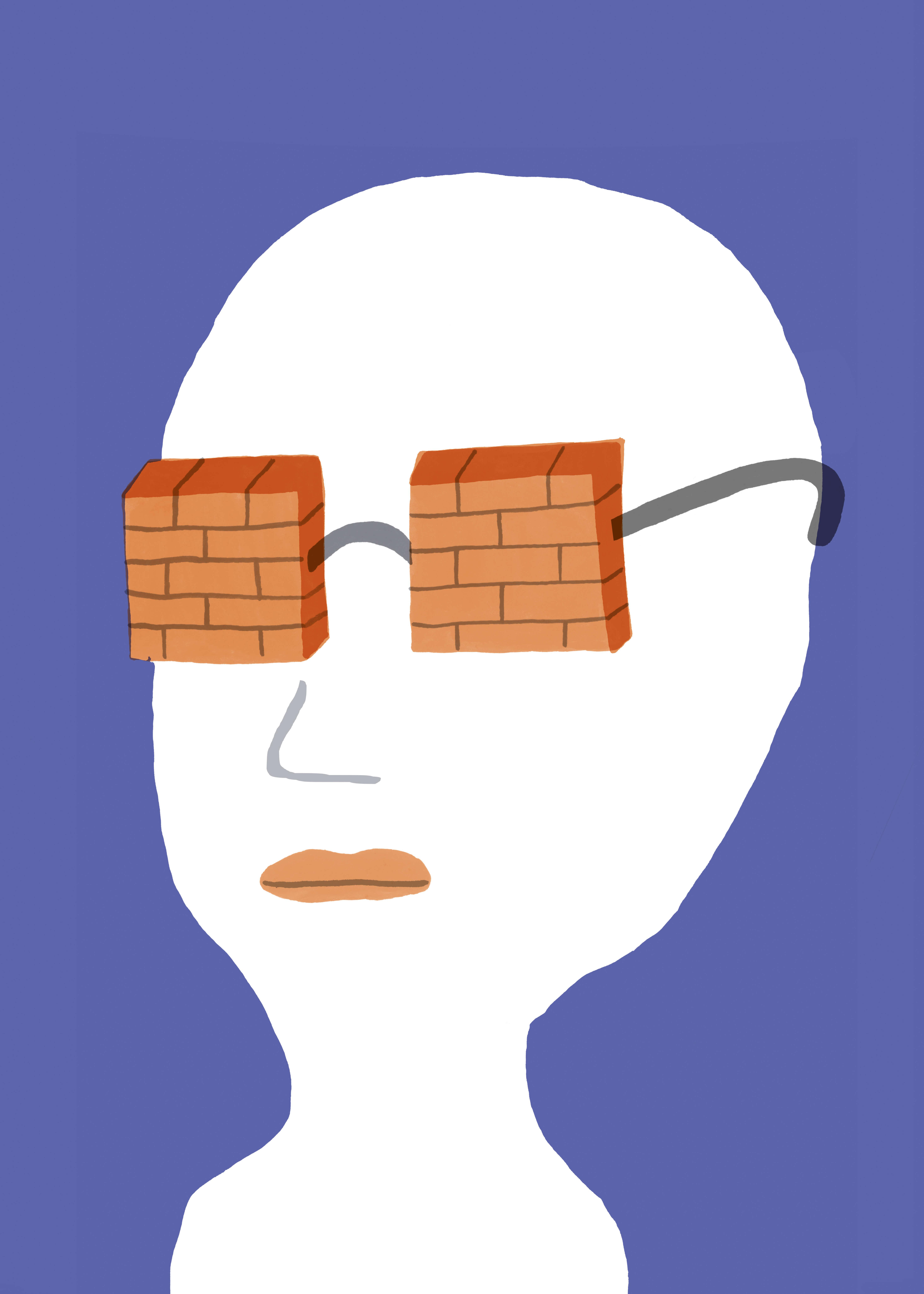 Brick Glasses main image