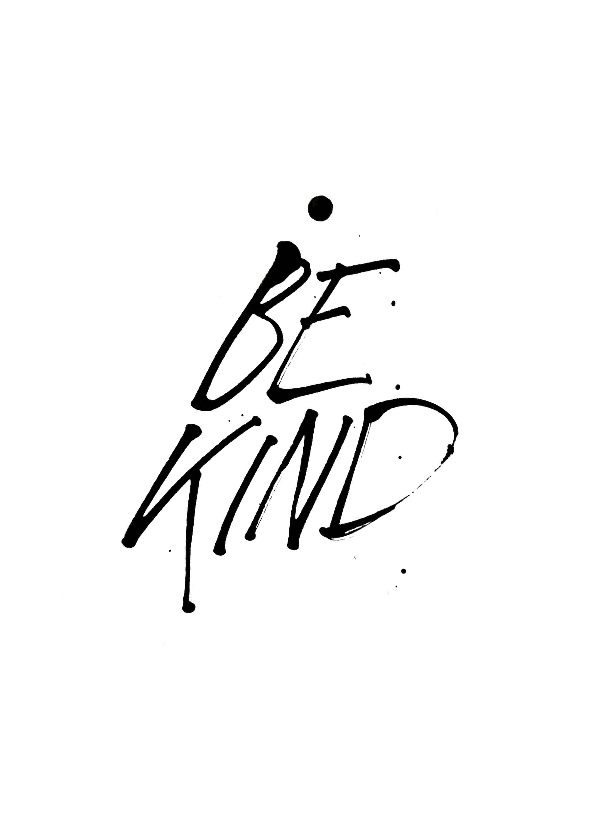 Be Kind (series 1/2) main image