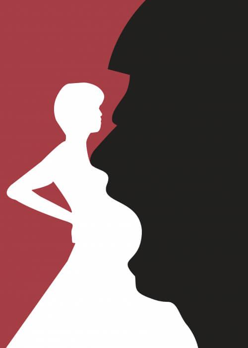 My Body, My Choice (no text)