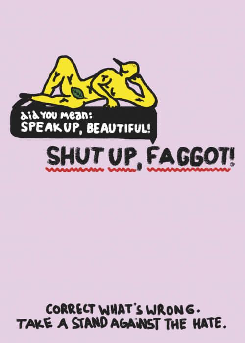 Speak Up, Beautiful (series 1/3)