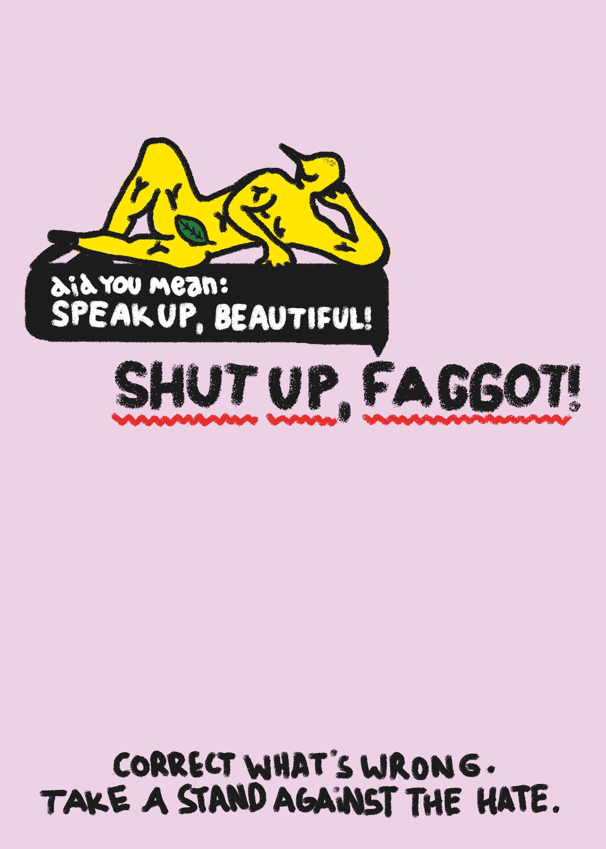 Speak Up, Beautiful (series 1/3) main image