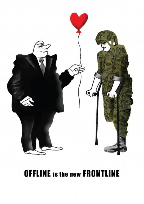Offline Is The New Online (series, 1/3)
