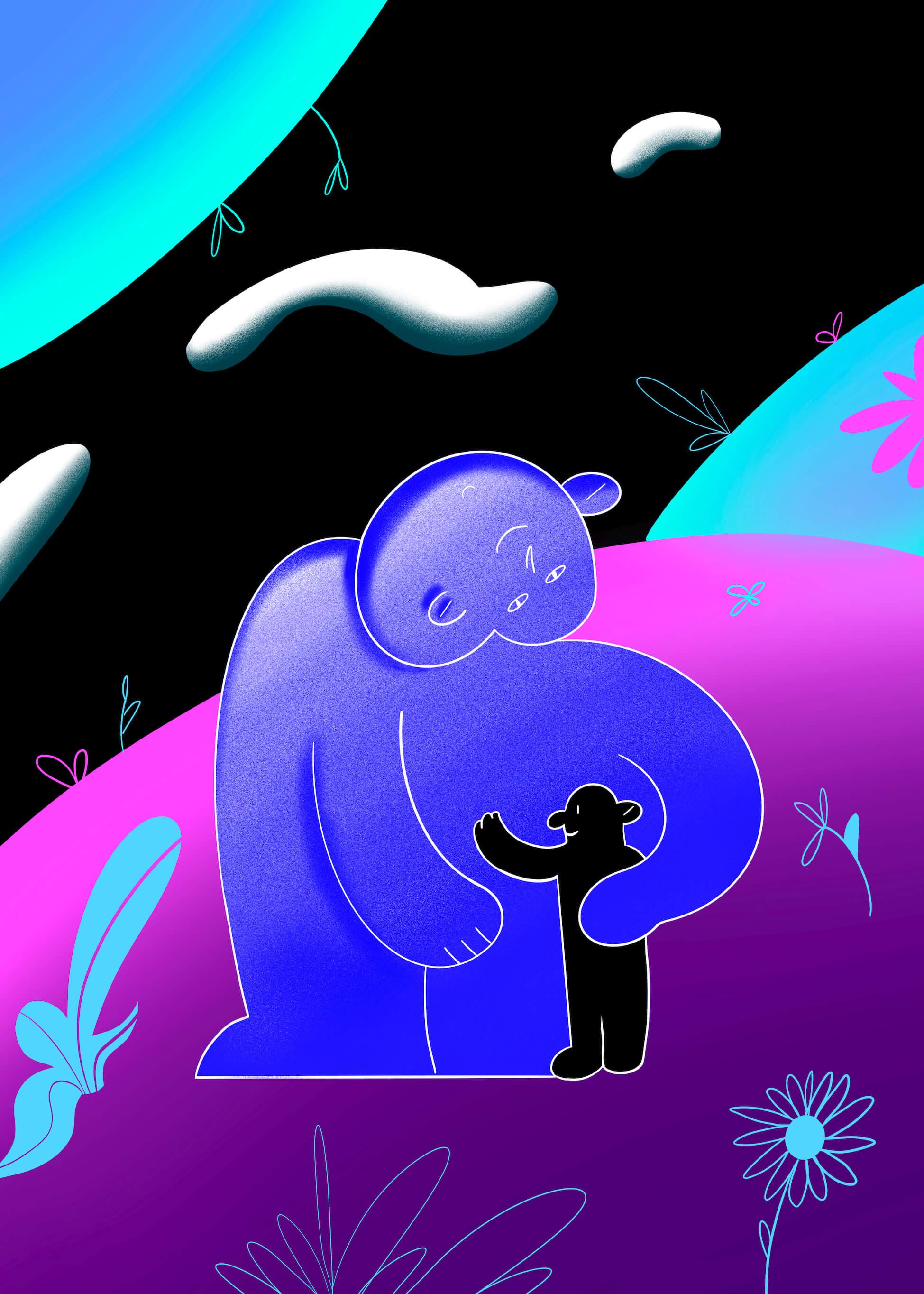 Share A Hug main image