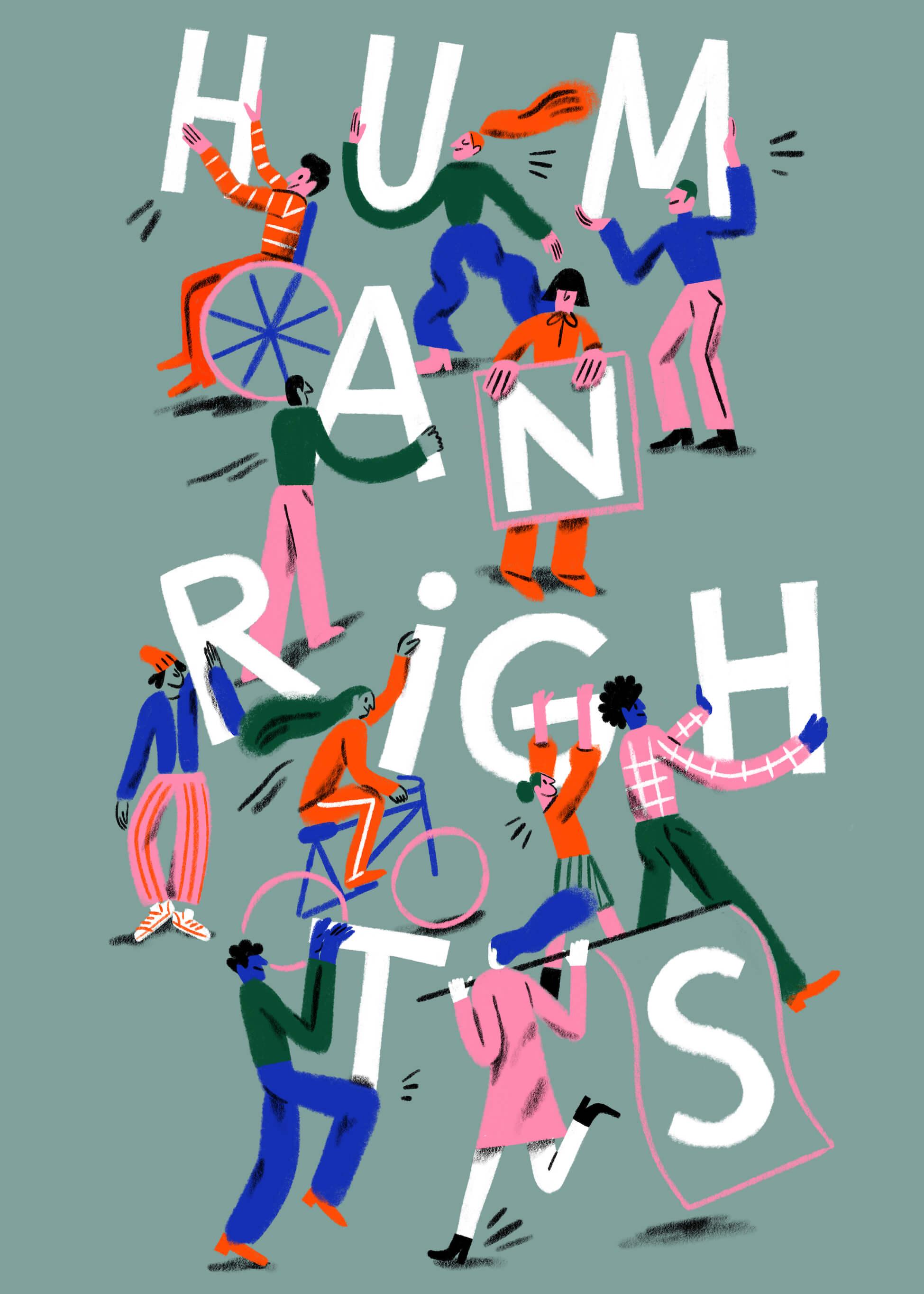 Human Rights For Everyone main image