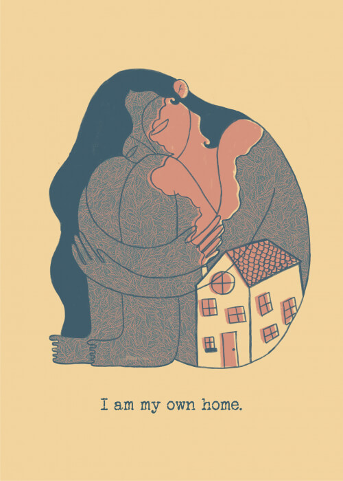I Am My Own Home