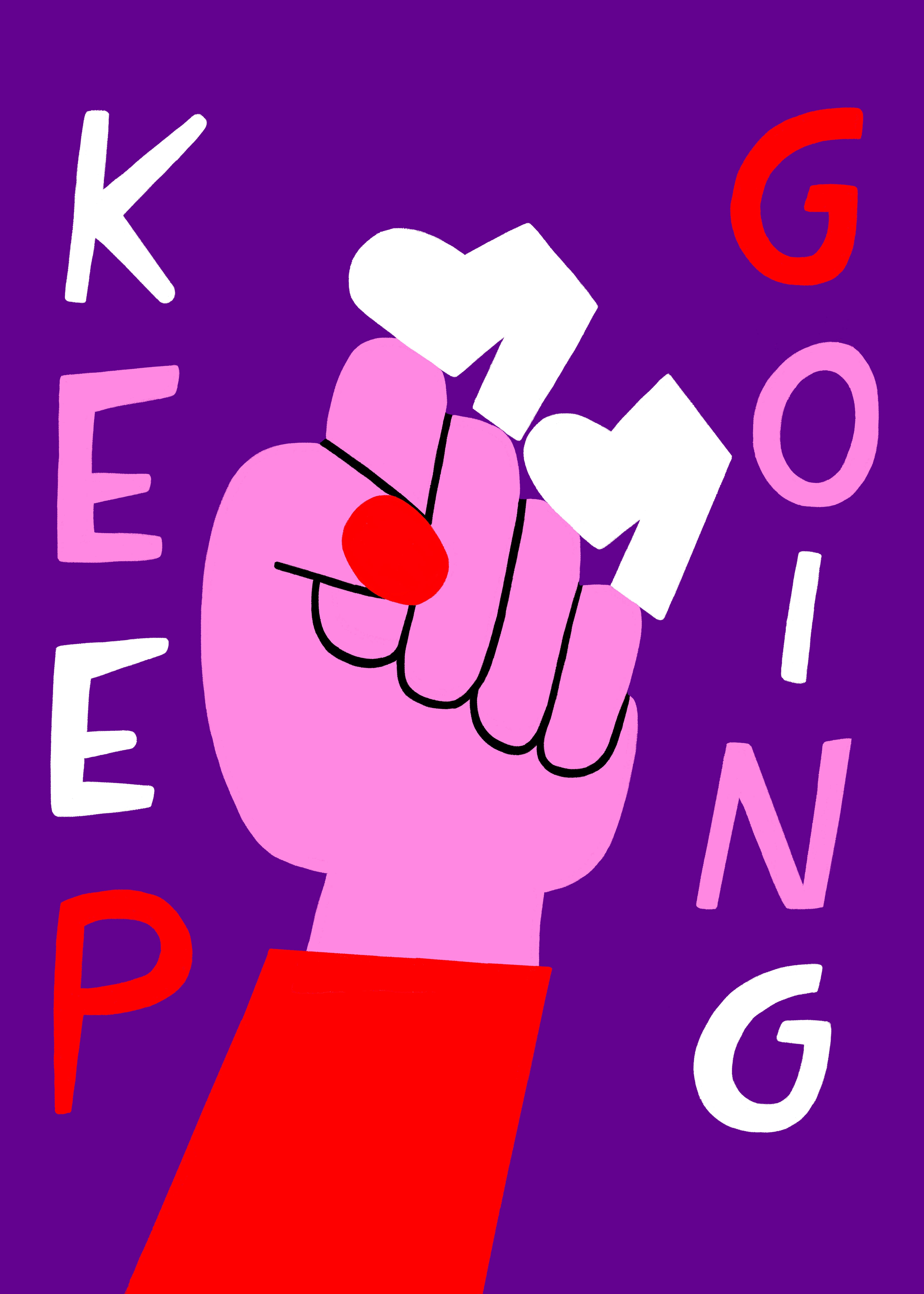 Keep Going main image