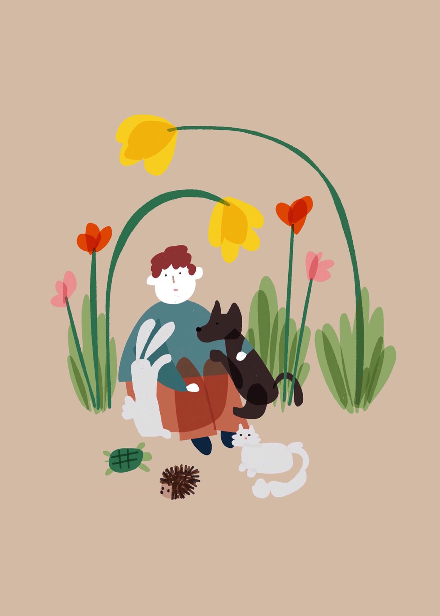 Love Nature Back main image