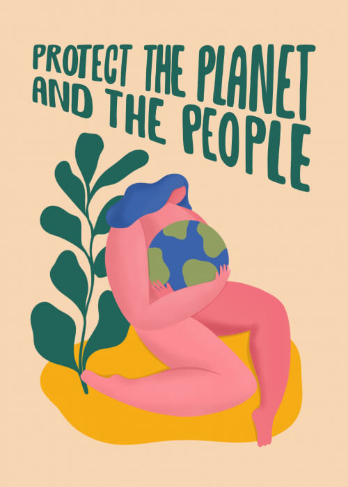 Protect The Planet And The People