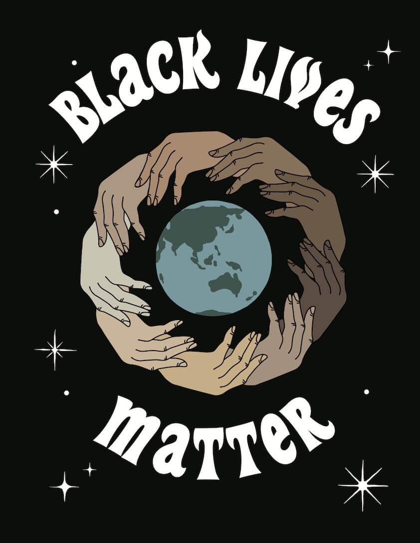 Black Lives Matter main image