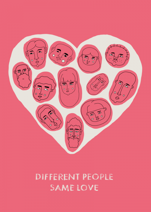 Different People Same Love (series 2/2)