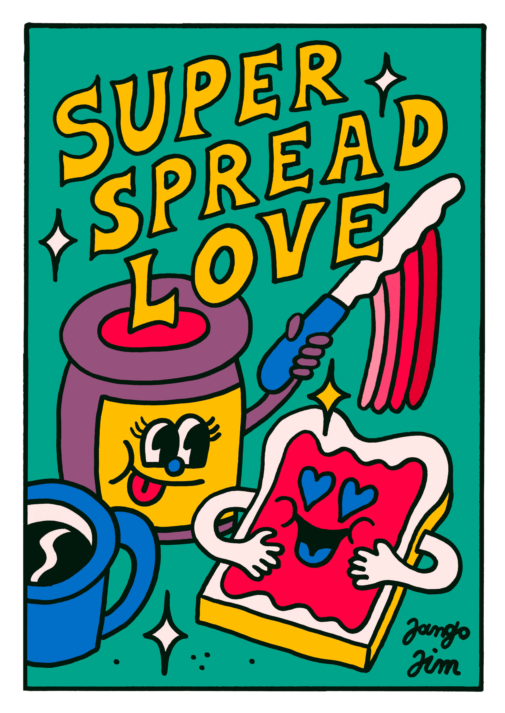 Super Spread Love main image
