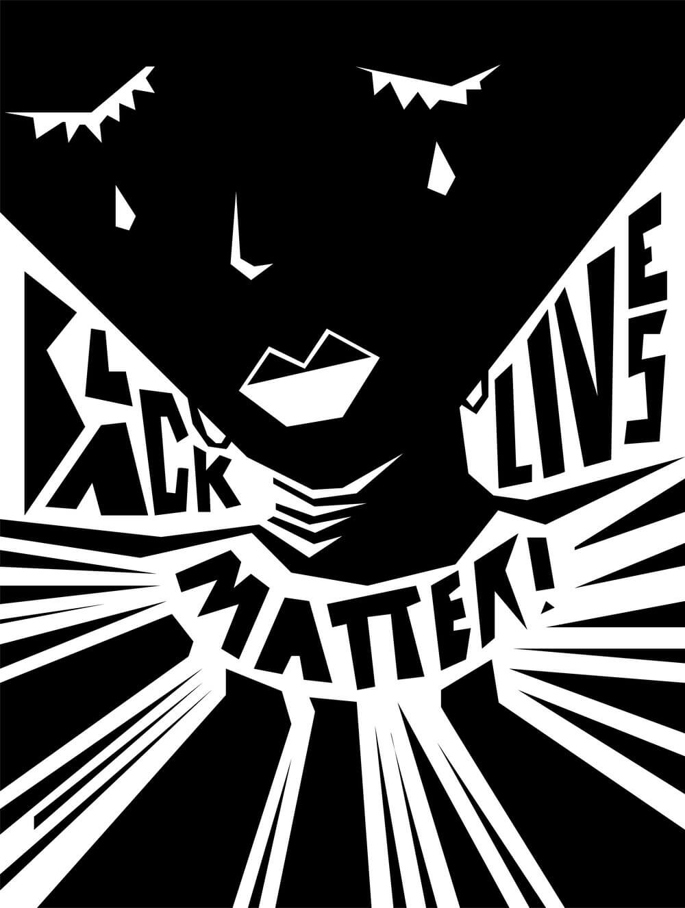 Black Lives Matter (series, 5/5) main image