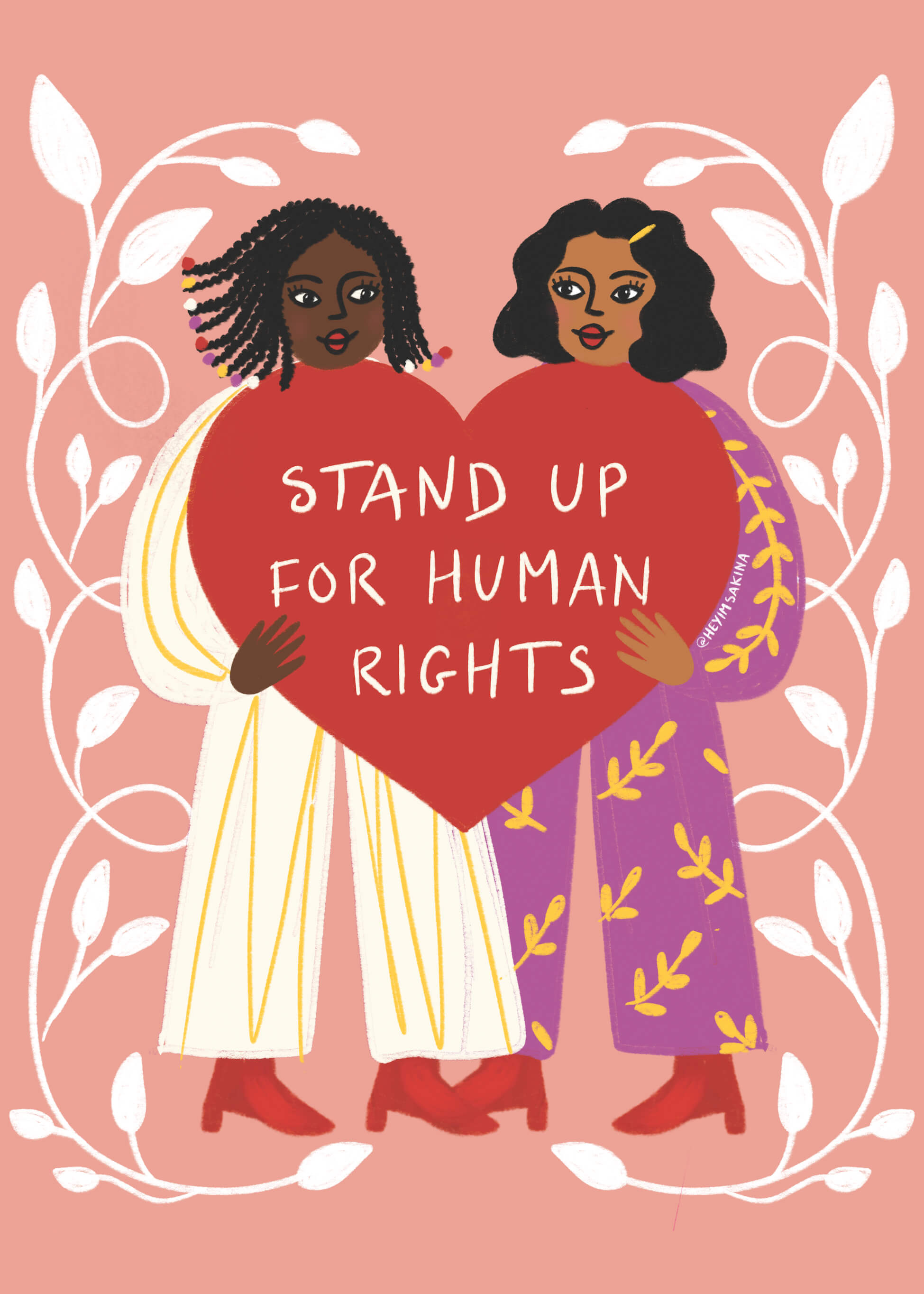 Stand Up For Human Rights main image