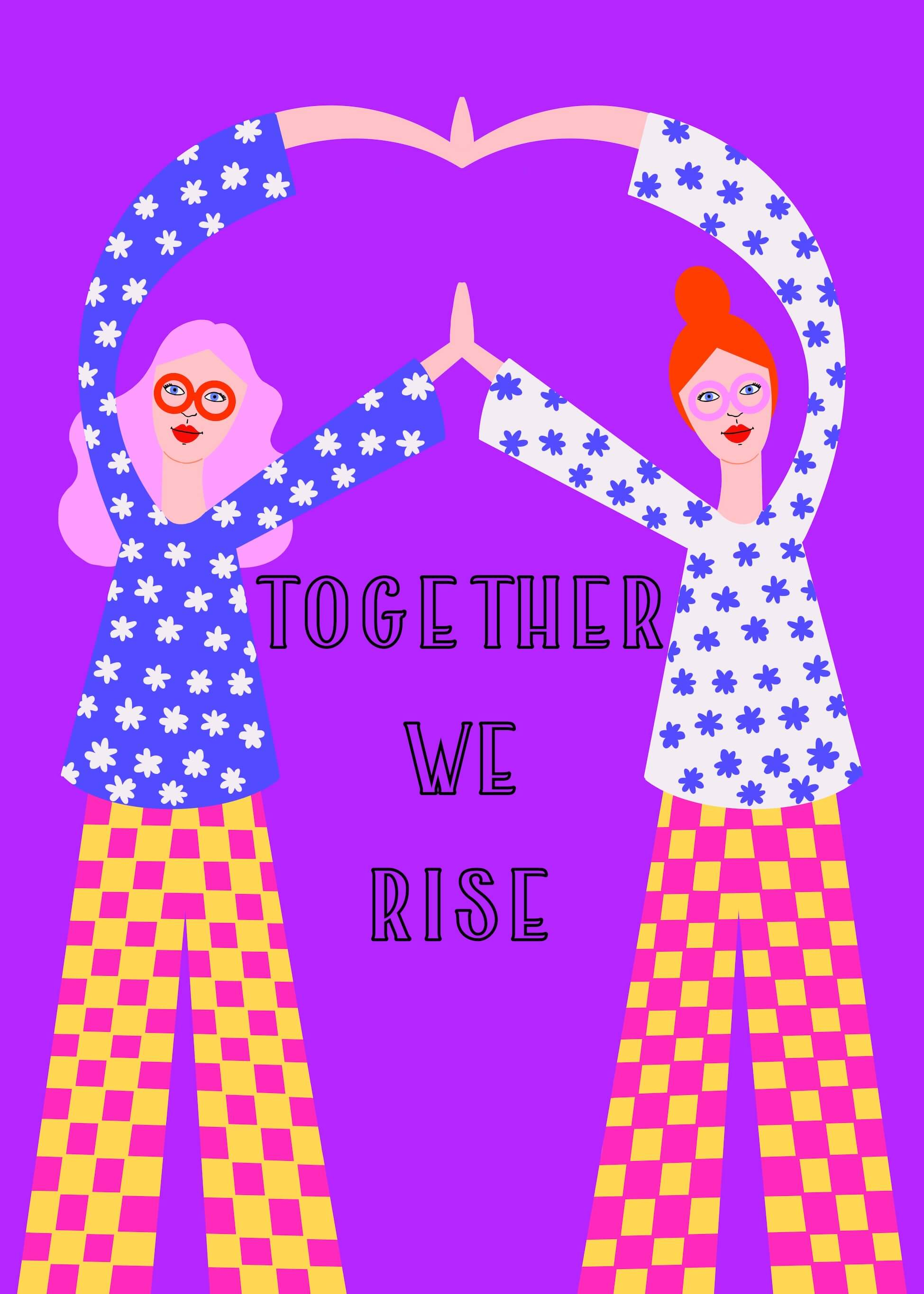 Together We Rise main image