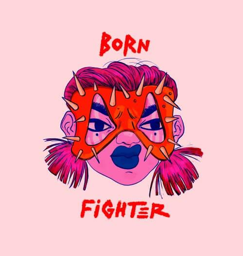 Born Fighter (series, 2/3)