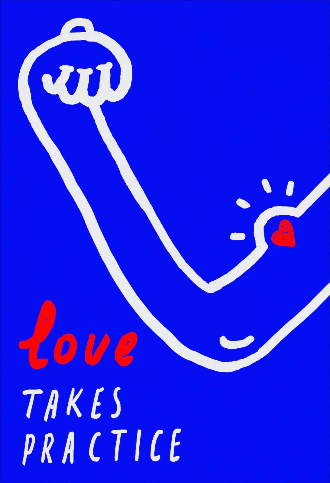 Love Takes Practice main image