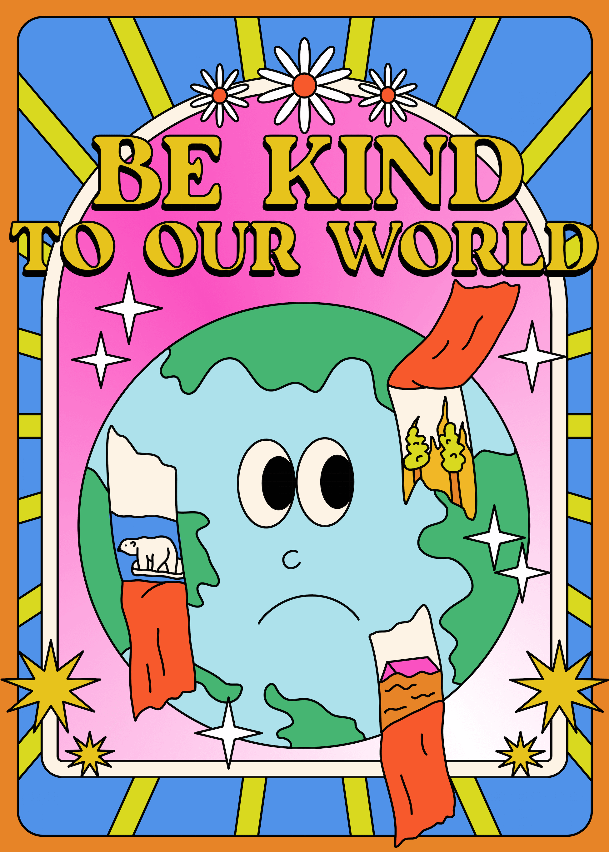 Be Kind To Our World main image
