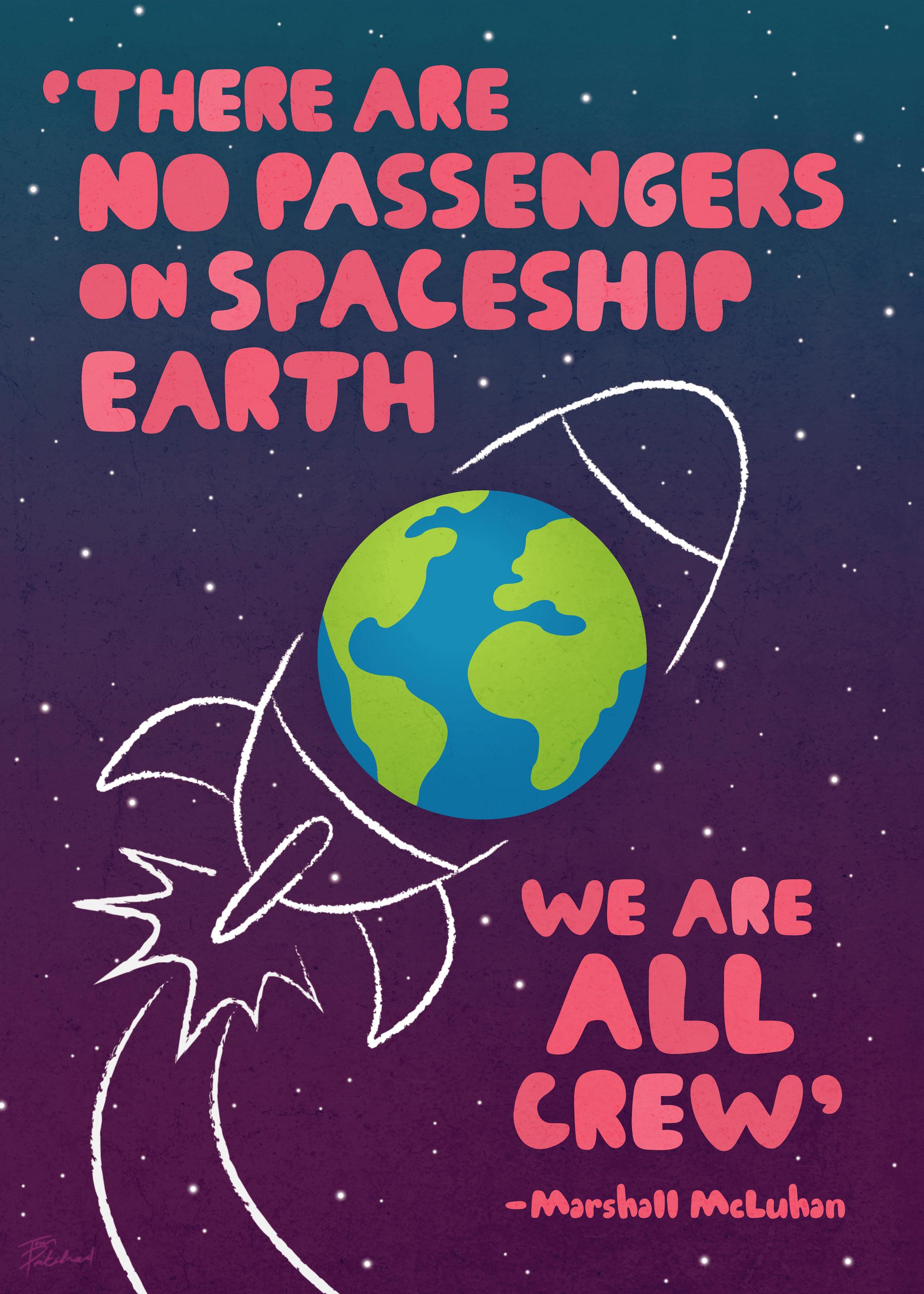 Spaceship Earth main image