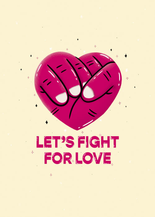 Let's Fight For Love