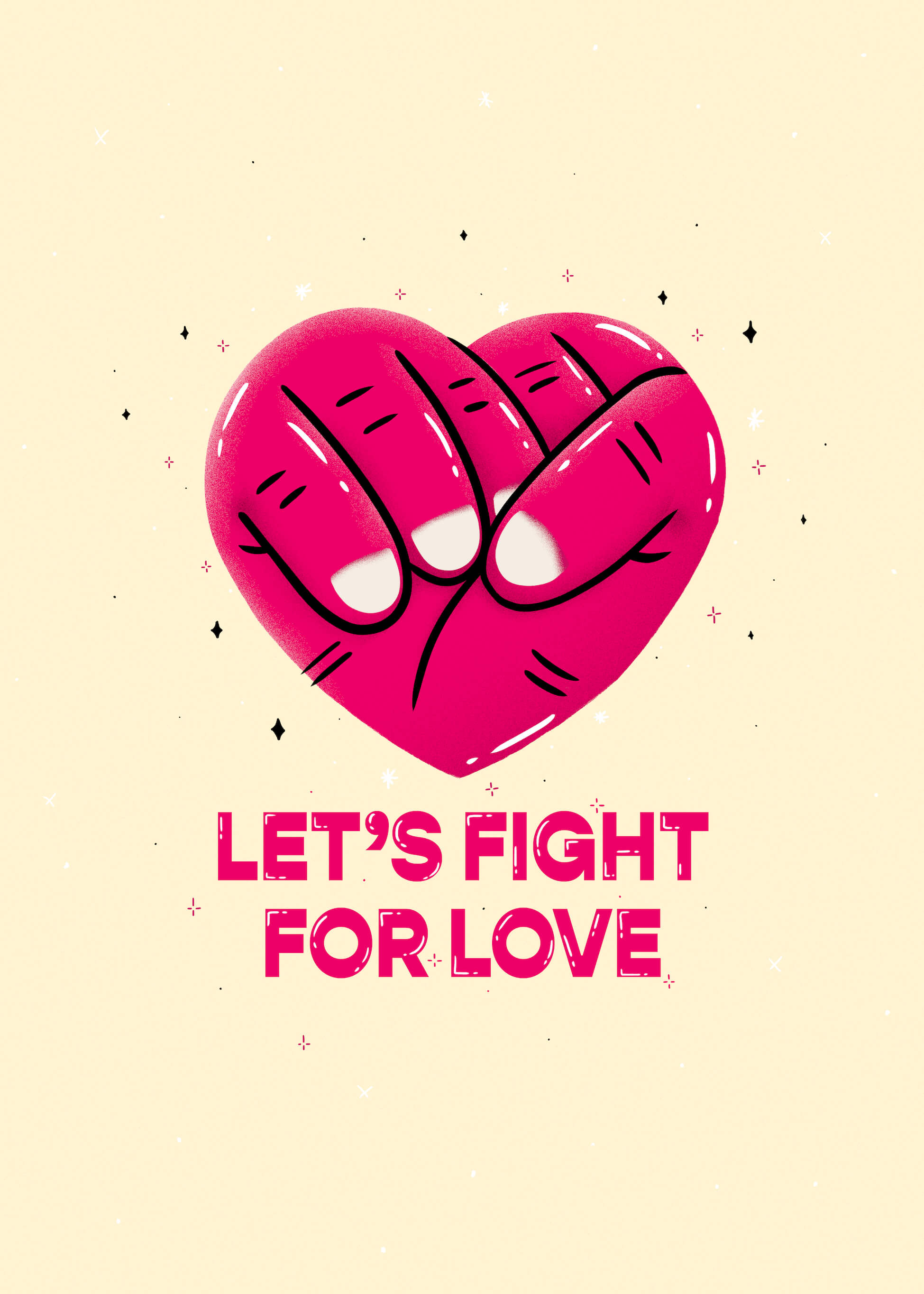 Let's Fight For Love main image