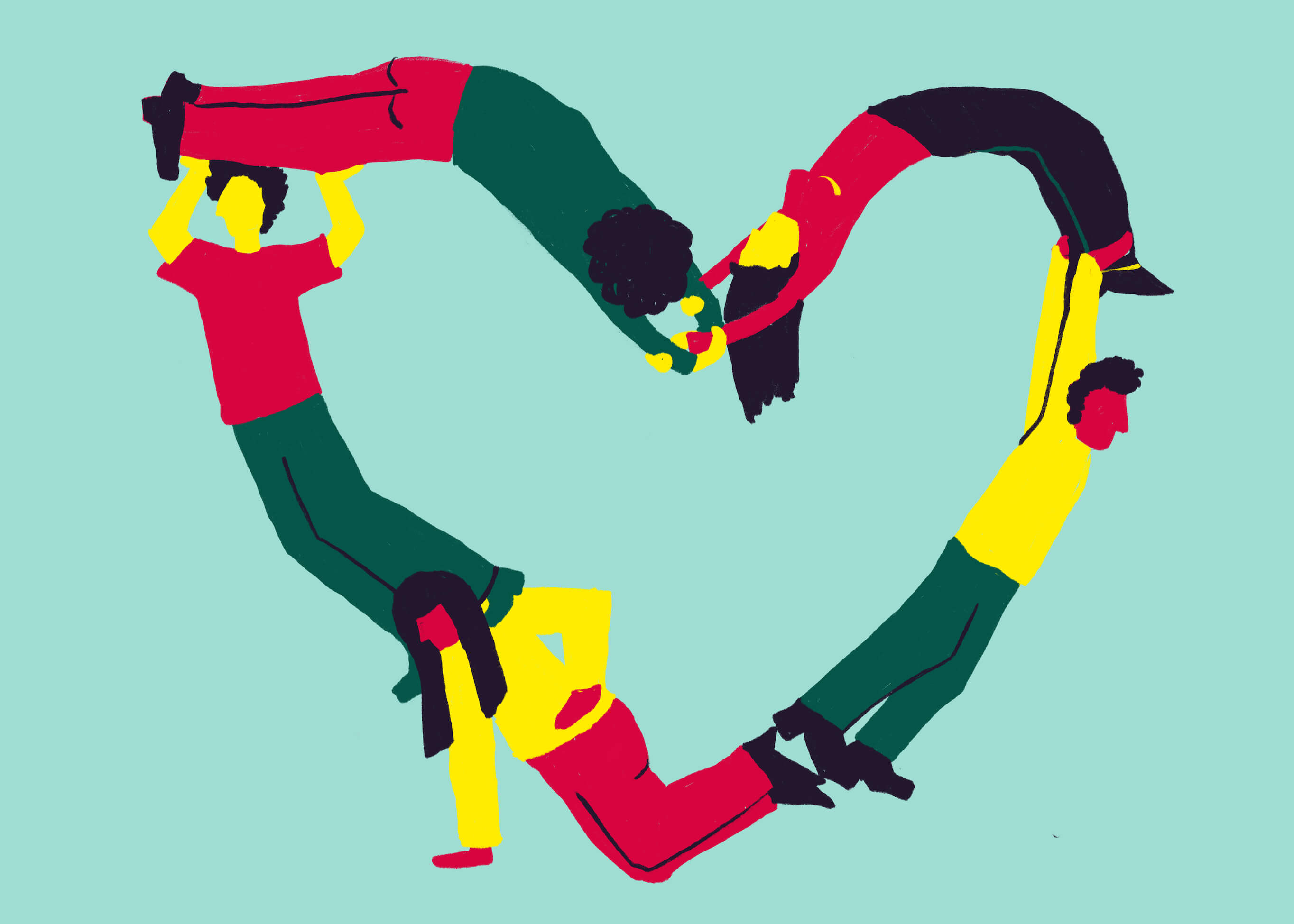 We (Heart) Solidarity main image