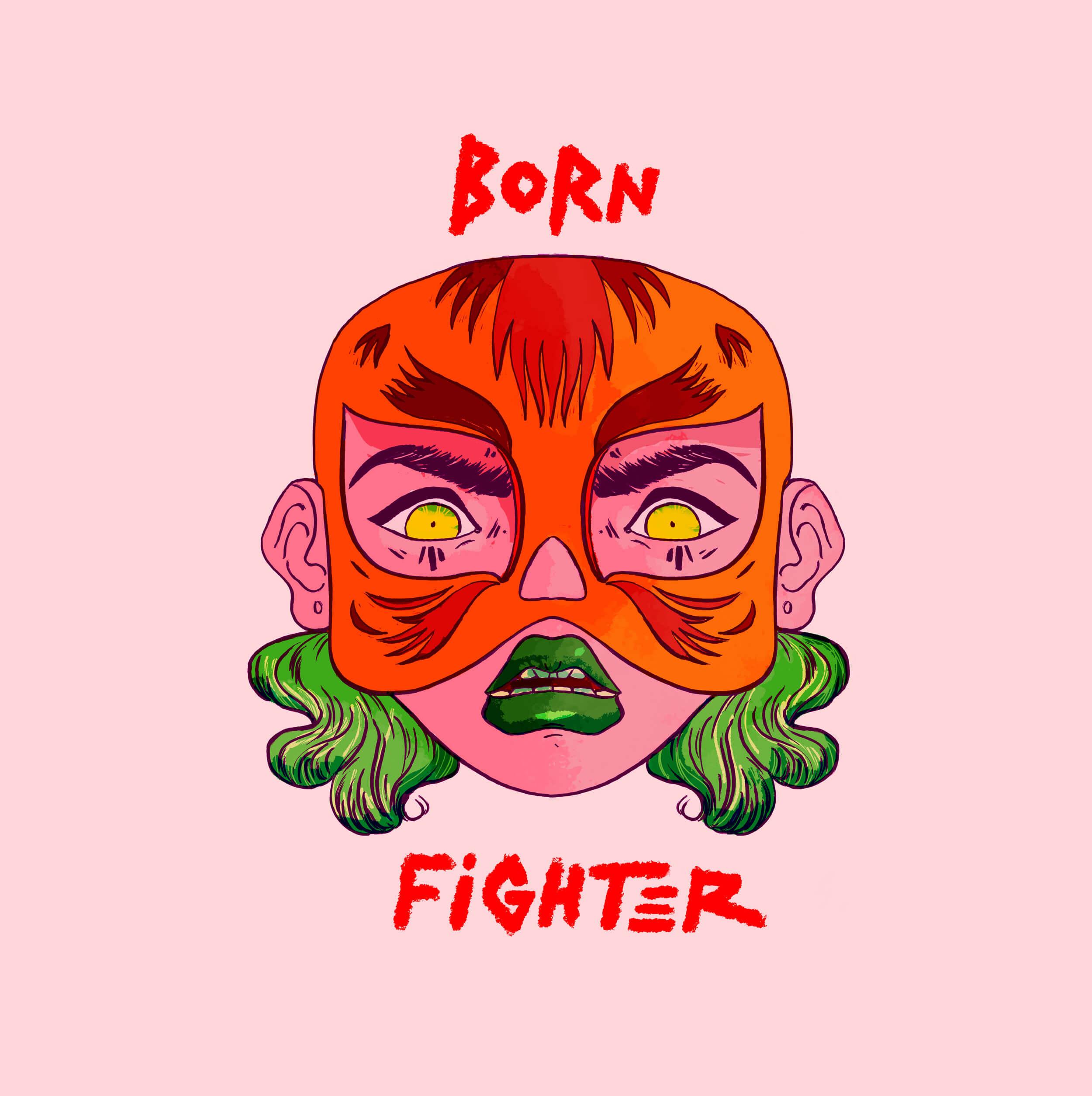 Born Fighter (series, 1/3) main image