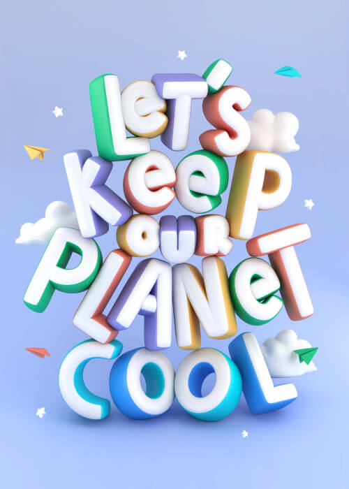 Keep Our Planet Cool