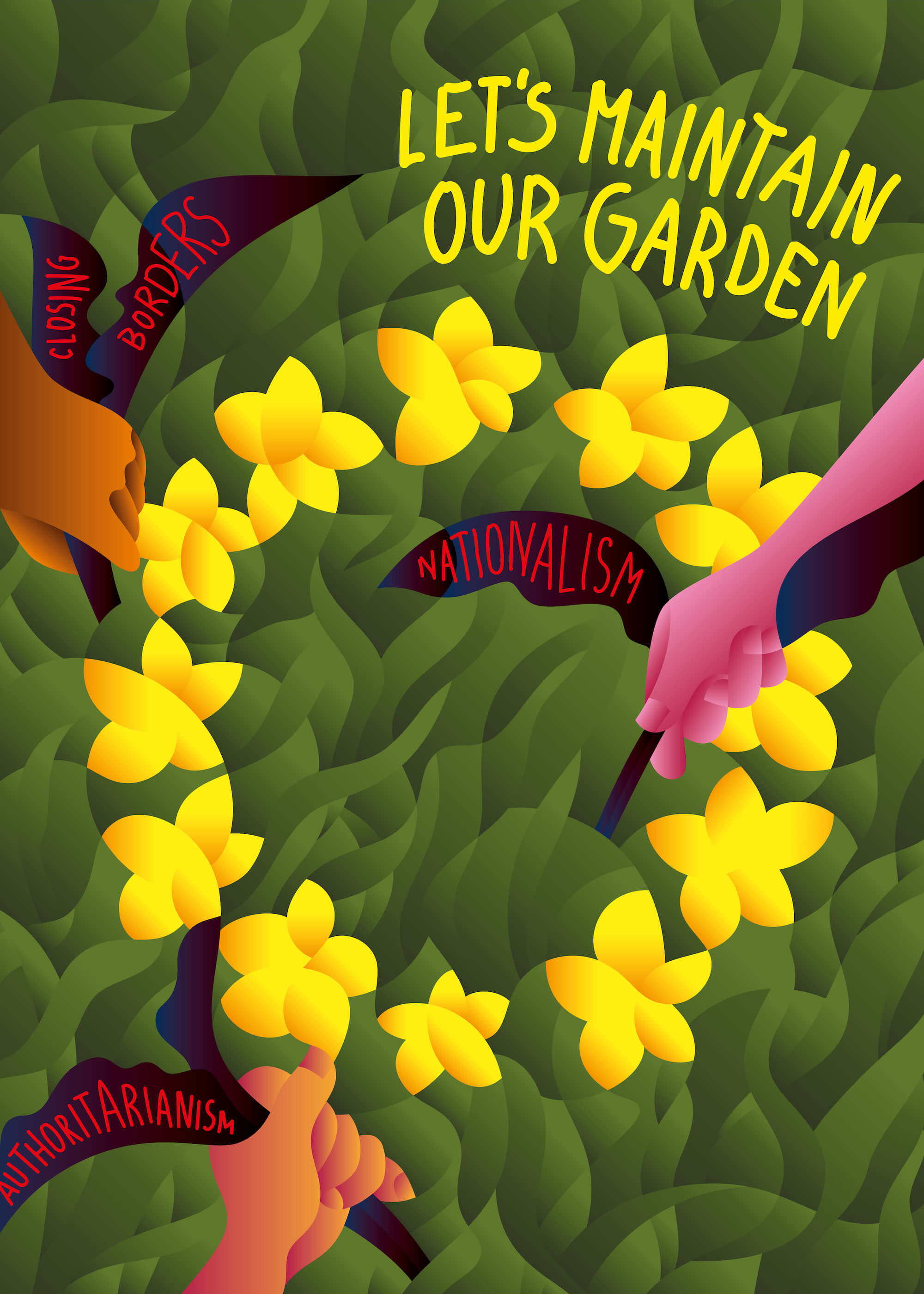 Let's Maintain Our Garden (series 2/2) main image
