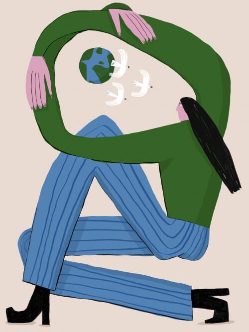 Embrace Earth, Protect Our Future