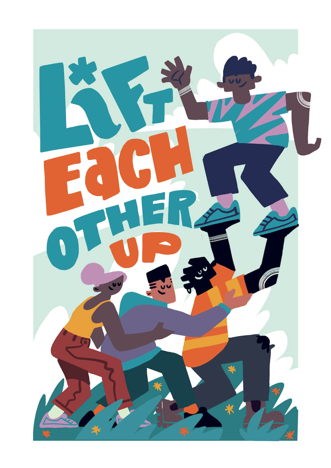 Lift Each Other Up main image