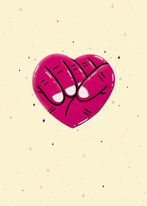 Let's Fight For Love (no text)